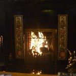 roaring fire - great books