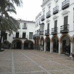 soportales Plaza Grande, Dropo...