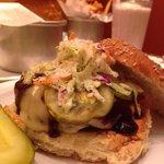 The Dallas burger and Bobby's Burger Palace.
