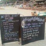 Tipico menu'