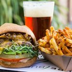 Pure Burger and Craft Beer
