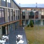 Exterior campus cerdanya