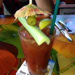 Yummy and cute Bloody Mary