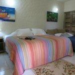 Sundeck II - King bed + sofabed