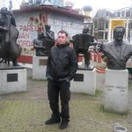 Photo of Johnny Jordaanplein / Beeld Johnny Jordaan taken with TripAdvisor City Guides