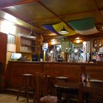 O'Briens Bar at breakfast time