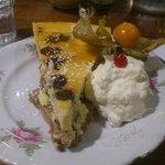 Bailey cheesecake