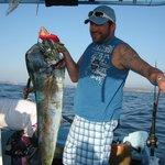 Biggest Mahi Mahi we caught.....