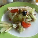 Salad @ Lunch