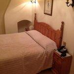 excellent room at White Hart Inn at Lydgate