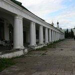 Вид на Гостиный двор