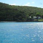 Salomon Bay beach