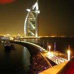 Башня Бурж Аль Араб в Дубае