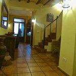 Entrance hall Casa Carrascal