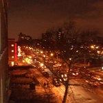 Overlooking Lindell Street