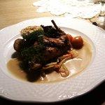 Rabbit main meal