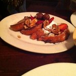 cinnamon French toast with pecans