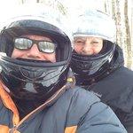 Foto de SledVentures Snowmobile Rentals and Tours