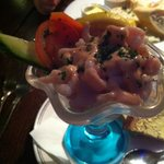 Starter of Prawn Cocktail