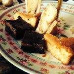 Cake Selection for Afternoon Tea!