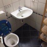 Bathroom number one