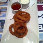 Best onion rings in the world. Ever!!