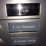 Hotel bell (Hoffman)