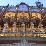 palau de musica catalan