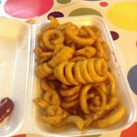 Yummy curly fries ! (childhood memories)