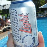 on the last day discovered Modelo Light is like a Coors Light