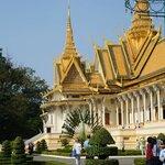 Pagode d'argent Phnom Penh,