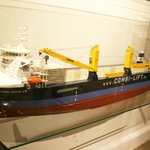 Schiffsmodell 2