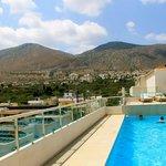 Beautiful Roof Top Pool