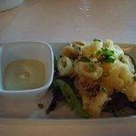 Calamari, Squid Ink Sushi, Peoria, AZ