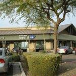 Front entrance, Squid Ink Sushi, Peoria, AZ