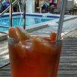 The famous Rum Punch!