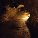 Thurston Lava Tube at night...no crowds