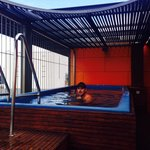 The warm pool :)