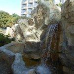 Marina Tower pool area