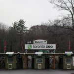 Front of Zoo