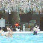 Pool bar.