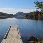 National Park Canoe Rental dock