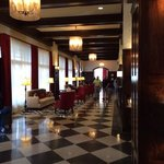 Lobby...lots of character!