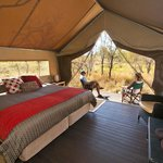 Enjoy the Outback in style