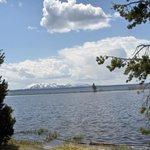 Yellowstone Lake June 2008