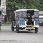 Jeepney, transport in Angeles