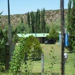 Alrededores de Cabañas Andinas