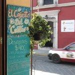 El Cafecito del Centro - buena opción para desayunar