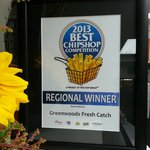 Experience the Best at Greeenwoods Fresh Catch