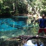 Blue Pool, Krabi